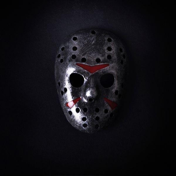 Colecionável de Metal - Mascara Jason