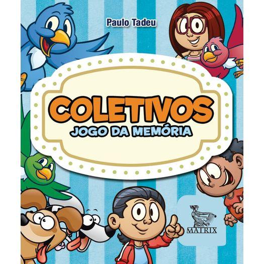 Coletivos Jogo da Memoria - Matrix Editora