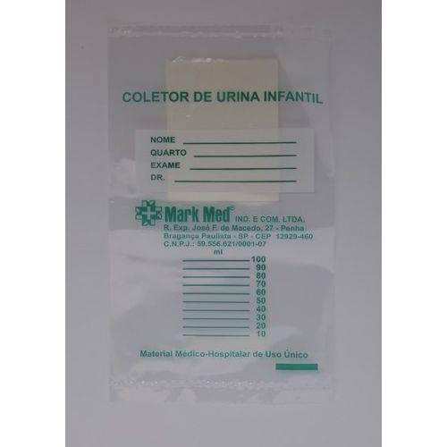 Coletor de Urina Infantil