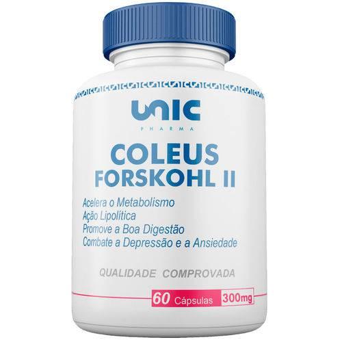 Coleus Forskohlii 300mg 60 Cáps Unicpharma