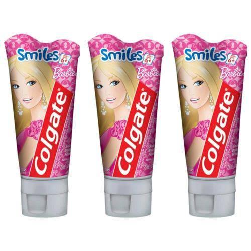 Colgate Kids Barbie Creme Dental 100g (kit C/03)