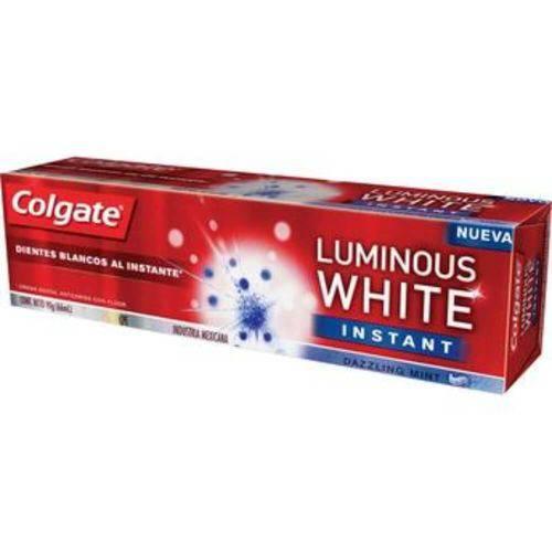 Colgate Luminous Instant White Creme Dental 70g