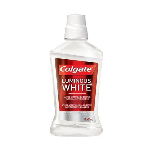 Colgate Luminous White Xd Enxaguante Bucal 500ml