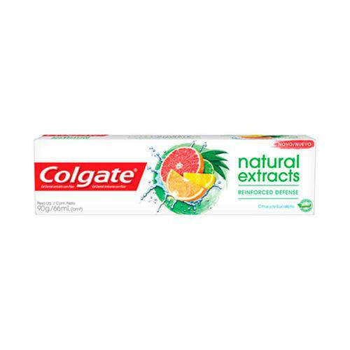 Colgate Naturals Extracts Creme Dental 90g