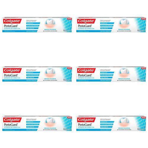 Colgate Periogard Creme Dental 90g (kit C/06)