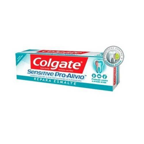 Colgate Sensitive Pro Alivio Creme Dental Repara Esmalte 50g