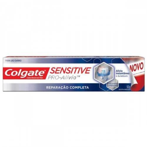 Colgate Sensitive Pro Alivio Creme Dental Reparação Completa 50g