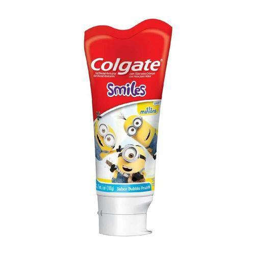 Colgate Smiles Creme Dental Infantil Minions 100g