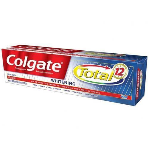 Colgate Total 12 Creme Dental Whitening 140g