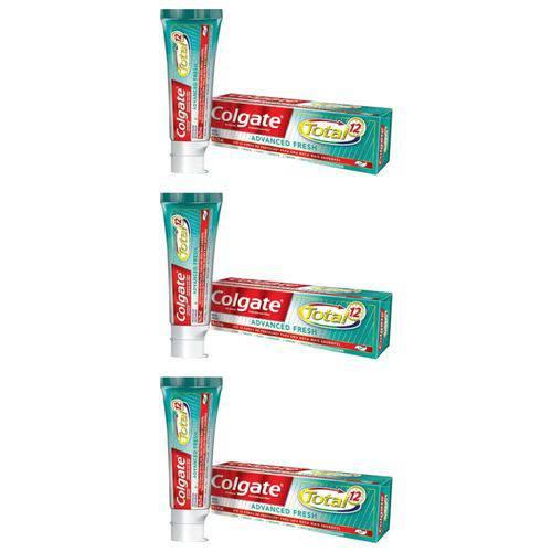 Colgate Total12 Advanced Fresh Creme Dental 90g (kit C/03)