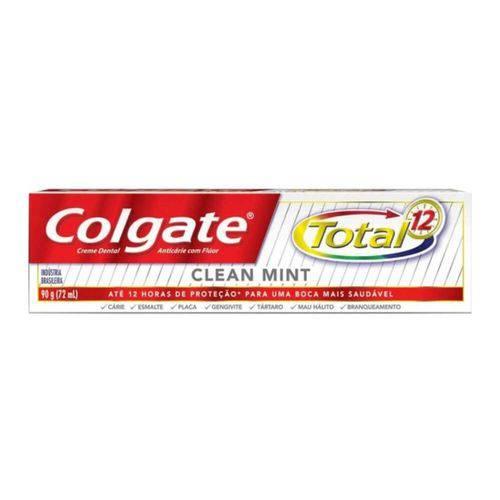 Colgate Total12 Clean Mint Creme Dental 90g