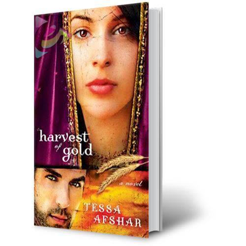 Colheita de Ouro - um Romance de Tessa Afshar