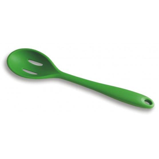 Colher de Silicone Verde D6712-VD