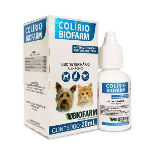 Colírio Biofarm