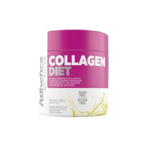 Collagen Diet - Atlhetica Nutrition