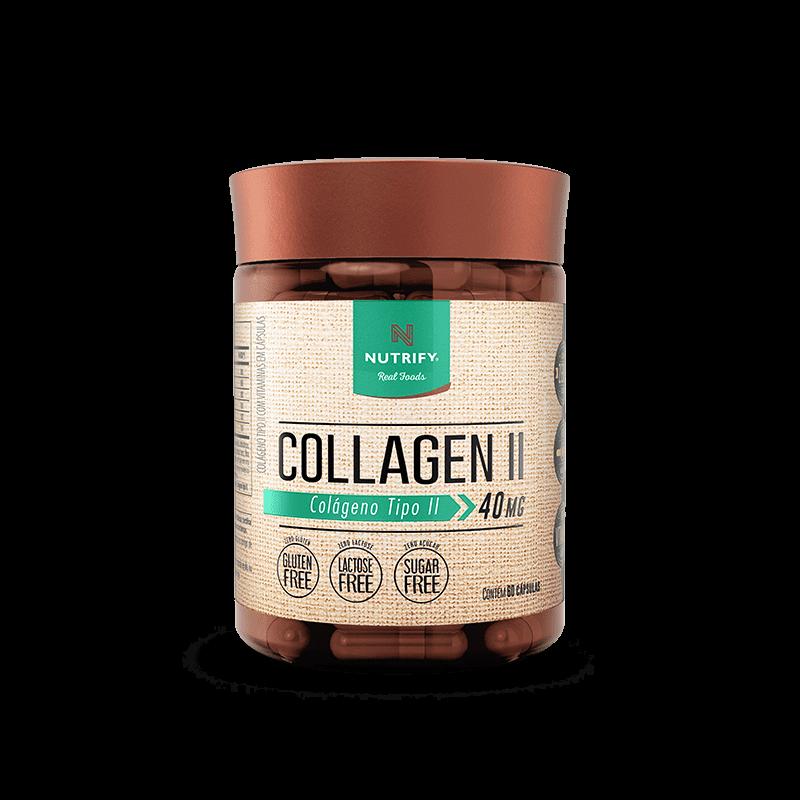 Collagen II (60caps) Nutrify