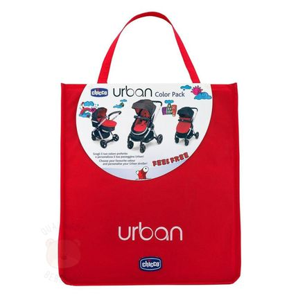 Color Pack Urban Red Wave - Chicco
