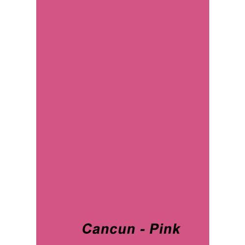 Color Plus A4 180g 25 Folhas Cor Cancun - Pink