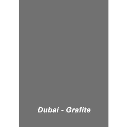 Color Plus A4 180g 25 Folhas Cor Dubai - Grafite
