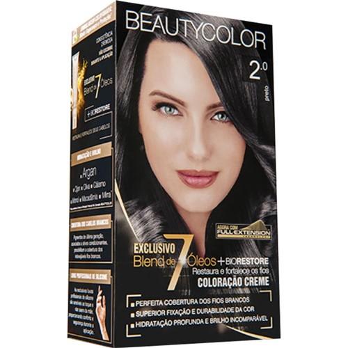 Coloração Beauty Color 2.0 Preto