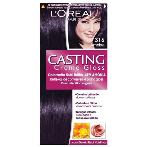 Coloração Casting Gloss 316 Ameixa