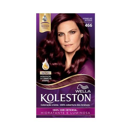 Coloração Koleston 466 Vermelho Intenso