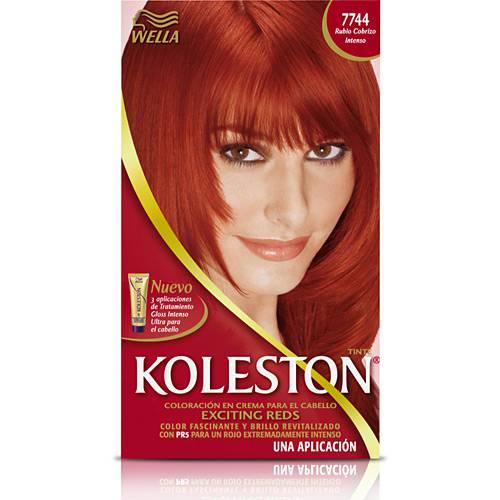 Coloração Koleston Kit 7744 Vermelho Super Intenso - Wella