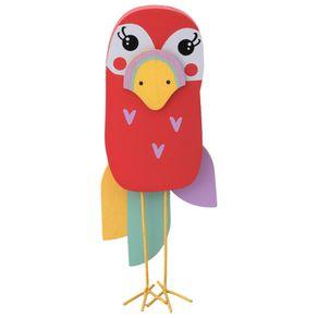 Colorittos Adorno 22 Cm Flamingo/multicor