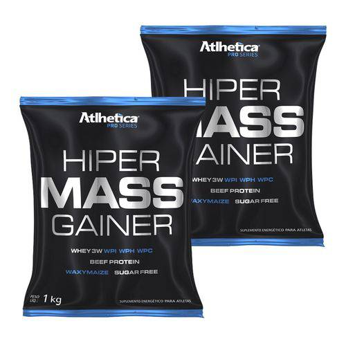Combo Mass Gainer Pro Series - Atlhetica Nutrition