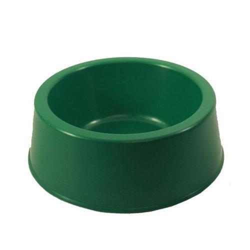 Comedouro de Plástico Básico Pequeno - Verde