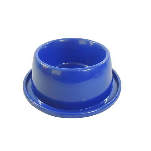 Comedouro Furacão Pet Anti Formiga Azul - 550ml