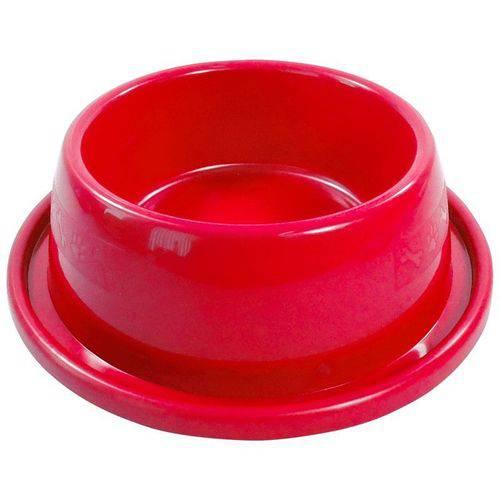 Comedouro Plástico Anti-formiga - 200 Ml - Vermelho