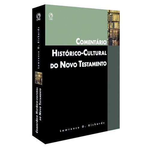 Comentário Históricocultural do Novo Testamento