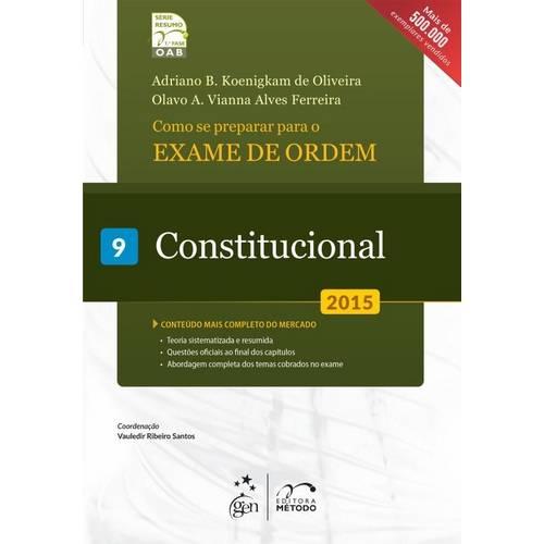 Como se Preparar para Exame de Ordem 1ª Fase: Constitucional