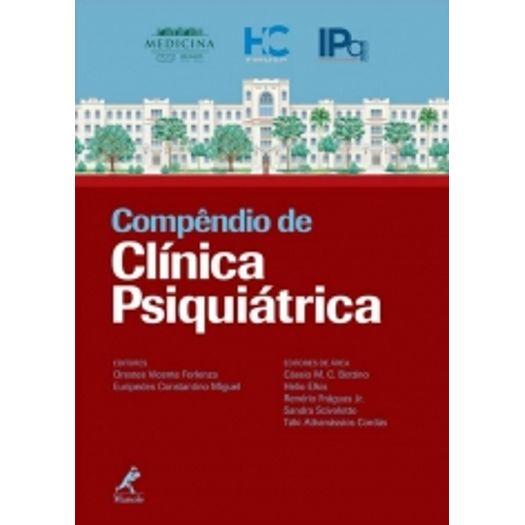 Compendio de Clinica Psiquiatrica - Manole