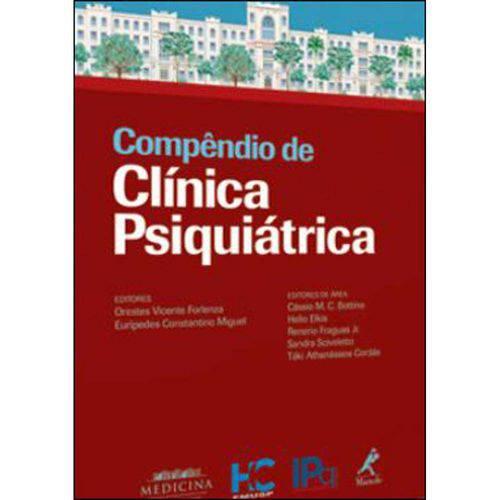 Compendio de Clinica Psiquiatrica