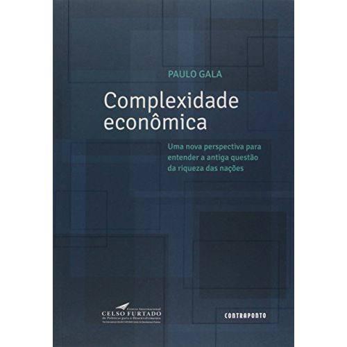 Complexidade Econômica - uma Nova Perspectiva para Entender a Antiga Questão