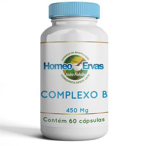 Complexo B 450Mg - 60 CÁPSULAS