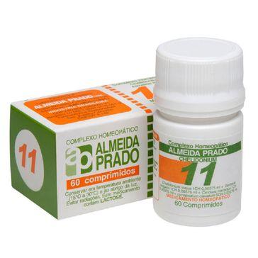 Complexo Homeopatico Almeida Prado 11 60 Comprimidos
