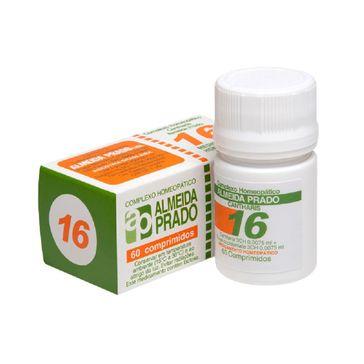 Complexo 16 com 60 Comprimidos