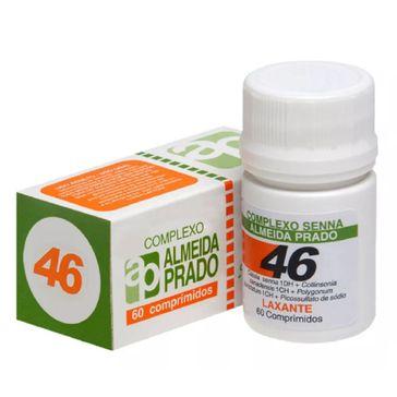 Complexo Homeopático Almeida Prado 46 60 Comprimidos