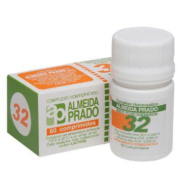 Complexo Homeopático Almeida Prado 32 60 Comprimidos