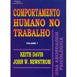 Comportamento Humano no Trabalho, V.1