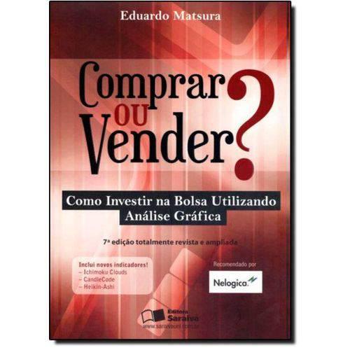 Comprar ou Vendern: Como Investir na Bolsa Utilizando Análise Gráfica