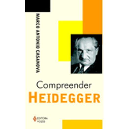 Compreender Heidegger - Vozes