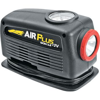 Compressor Air Schulz Plus com Lanterna 12V 12V
