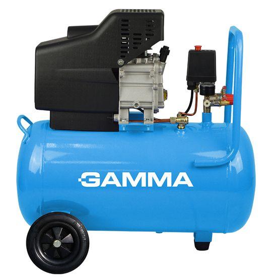 Compressor de Ar 2.5 Hp 50l 60hz G2802 - Gamma Ferramentas