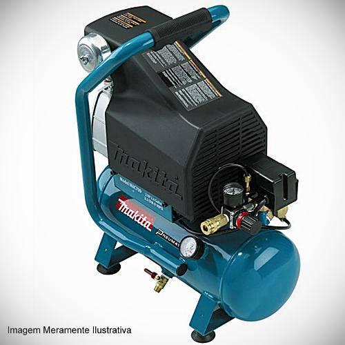 Compressor de Ar 2hp Mac700 220v