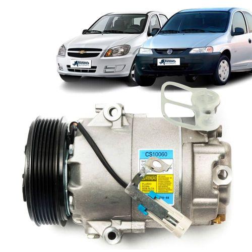 Compressor Delphi GM Celta 2002 a 2012