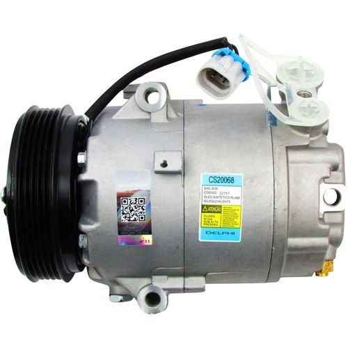 Compressor Delphi GM Celta 2006 em Diante Prisma 2006 a 2011